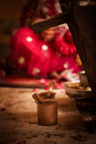 Wedding ritual in india Stock Images