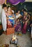 Wedding Rituals Stock Images