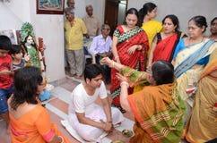 Wedding Rituals Royalty Free Stock Photos