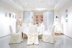 Wedding room Stock Photo