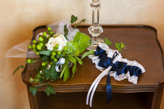 Wedding room Stock Photography