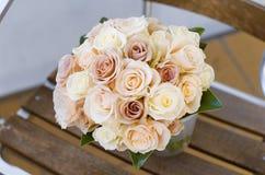 Wedding Roses Stock Photo