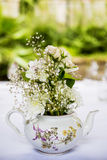 Wedding rustic decoration Royalty Free Stock Photos