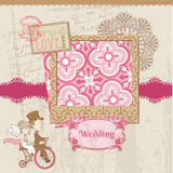 Wedding Scrapbook Card Stock Photography