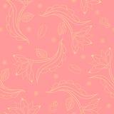 Wedding seamless texture. Stock Images