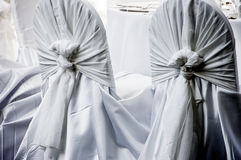 Wedding Seats Royalty Free Stock Image