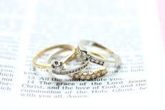 Wedding sets Stock Image