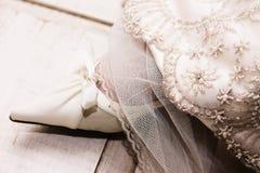 Wedding Shoe Stock Photos