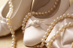 Free Wedding Shoes Stock Images - 12103174