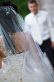 Wedding shot Stock Photos