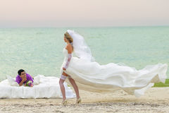 Wedding shot Royalty Free Stock Image