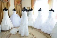 Wedding showroom stock photo