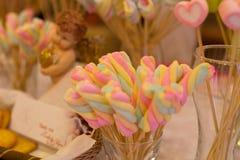 Wedding snacks Royalty Free Stock Photos