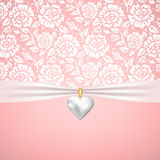 Wedding or St.Valentines day Royalty Free Stock Photos