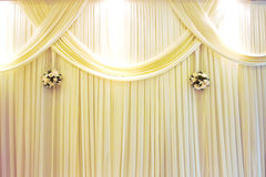 Wedding Stage Royalty Free Stock Photography
