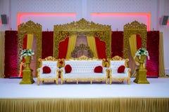 Wedding stage royalty free stock photos