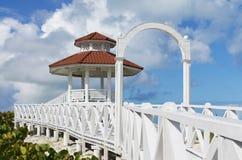 Wedding station tower Stock Photos