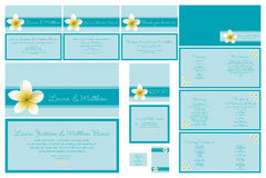 Wedding Stationery Stock Image