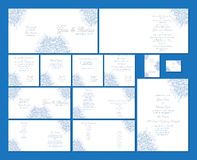 Wedding Stationery Stock Photo