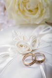 Wedding still life Stock Images