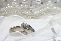 Wedding still life Stock Photo