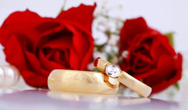 Wedding still life Royalty Free Stock Photography