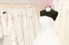 Wedding Store Stock Photo