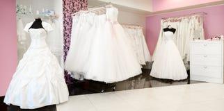 Wedding Store Panorama Royalty Free Stock Image