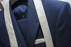 Wedding suit Stock Image