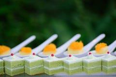 Wedding sweets bar Stock Photography