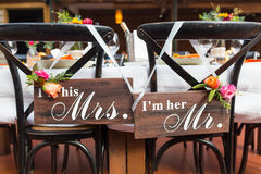 Free Wedding Table Royalty Free Stock Photos - 63449508