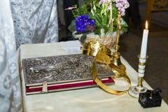 Wedding table Stock Photos