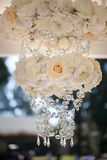 Wedding table decor Stock Images