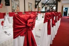 Wedding Table Detail Stock Photos