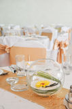 Wedding Table Detail Stock Photos