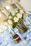 Wedding Table Setting3 Royalty Free Stock Photo