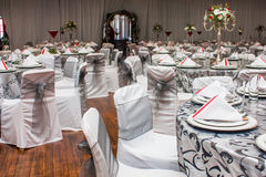 Wedding Tables Stock Images