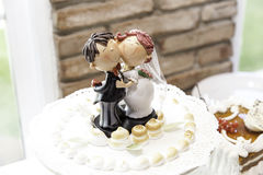 Wedding tart  marriage Stock Photo