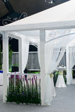 Wedding Tent Royalty Free Stock Images