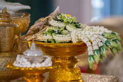 Wedding in thailand Royalty Free Stock Photos