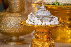 Wedding in thailand Royalty Free Stock Photography