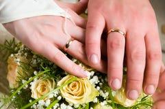 Wedding theme Stock Photo