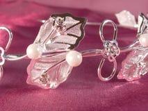 Wedding tiara Royalty Free Stock Photo