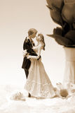 Wedding Topper Stock Photography