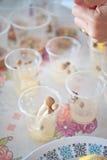 Wedding torture food 2 Royalty Free Stock Image