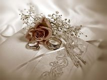 Wedding Tradition Royalty Free Stock Images