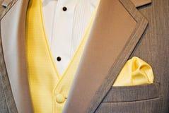 Wedding tuxedo Royalty Free Stock Images