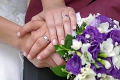 Wedding - union forever Stock Image