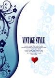 Wedding or Valentine`s day card Stock Photo