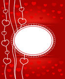 Wedding vector background Stock Images